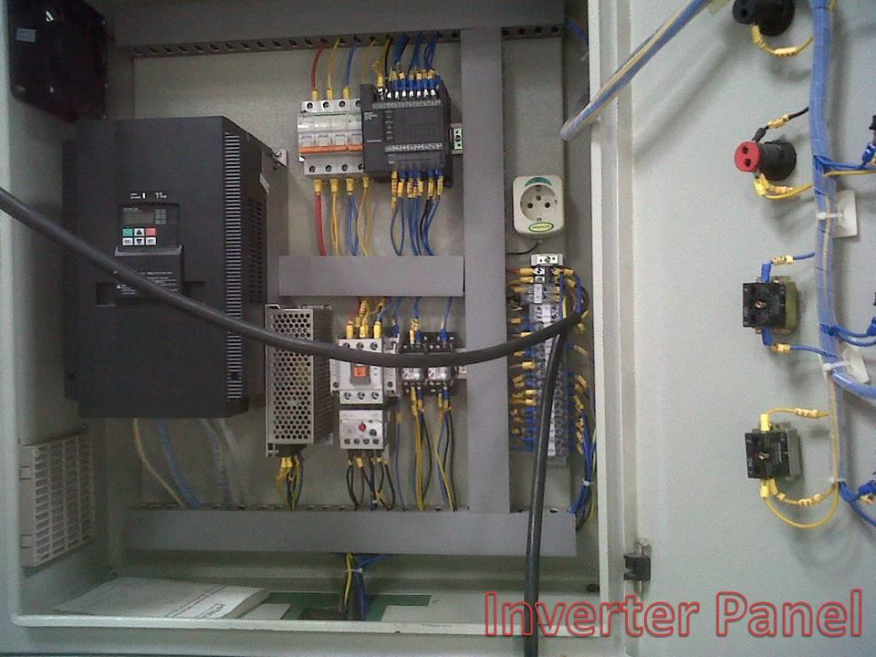 Soft Starter Amp Vsd Panel Tokophilips