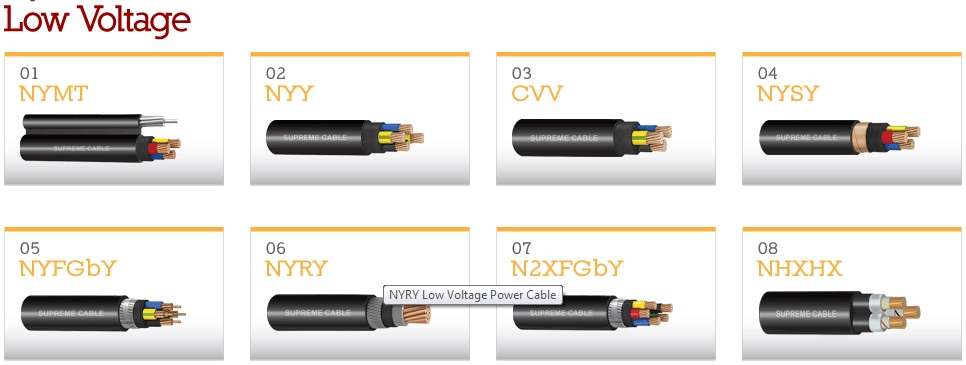 Low Voltage Connectors Cable To Cable : Low voltage cables tokophilips